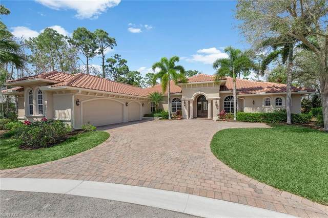 2935 Florentine Ct, Naples, FL 34119 (MLS #220020759) :: The Naples Beach And Homes Team/MVP Realty