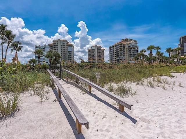 40 Seagate Dr #101, Naples, FL 34103 (MLS #220020923) :: Clausen Properties, Inc.