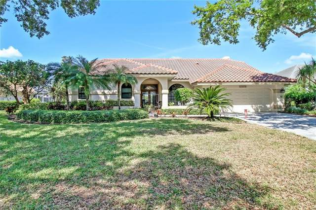 11675 Night Heron Dr, Naples, FL 34119 (#220020933) :: The Dellatorè Real Estate Group