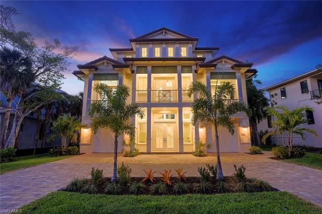 206 Hideaway Cir N, Marco Island, FL 34145 (MLS #220020937) :: #1 Real Estate Services