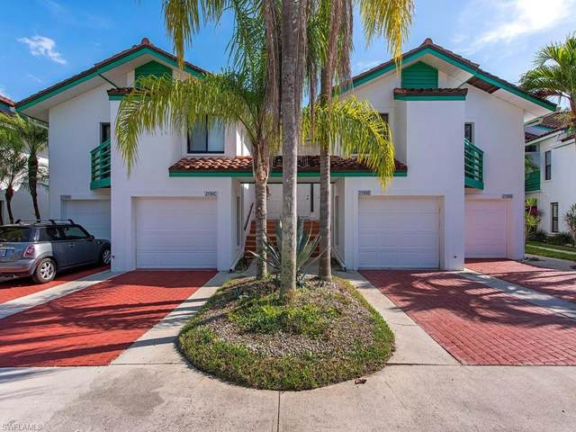 2190 Anchorage Ln - D, Naples, FL 34104 (#220021037) :: Southwest Florida R.E. Group Inc