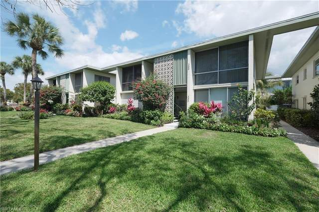 325 6th St S #325, Naples, FL 34102 (MLS #220021295) :: Kris Asquith's Diamond Coastal Group