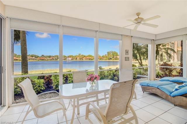 24718 Lakemont Cove Ln #102, Bonita Springs, FL 34134 (#220021366) :: The Dellatorè Real Estate Group