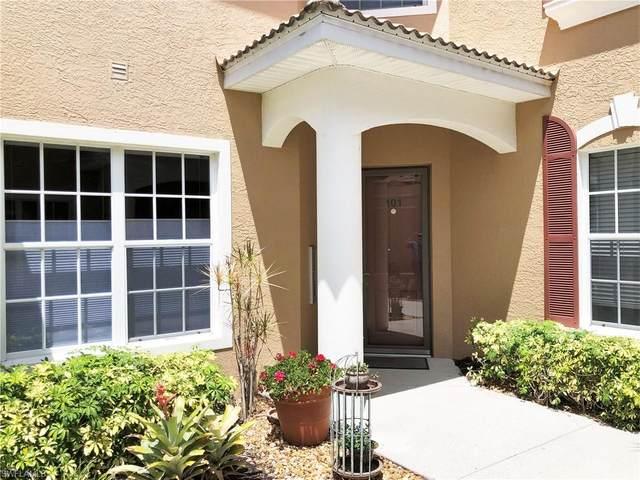 4720 Shinnecock Hills Ct #101, Naples, FL 34112 (#220021404) :: The Dellatorè Real Estate Group
