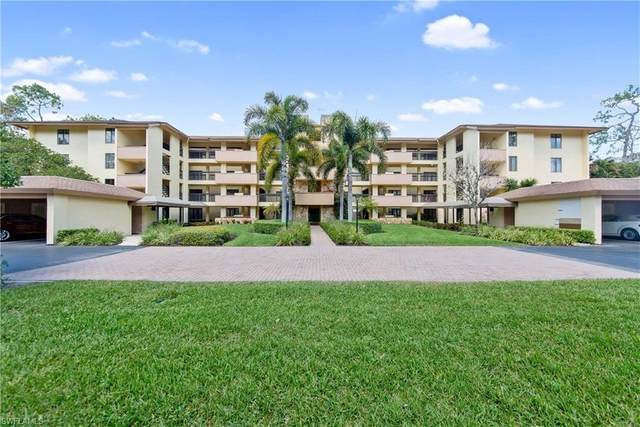 200 Wyndemere Way B-101, Naples, FL 34105 (#220021469) :: Jason Schiering, PA