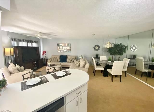 441 Quail Forest Blvd A102, Naples, FL 34105 (#220021671) :: Caine Premier Properties