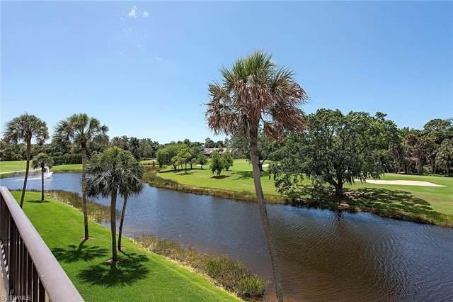 112 Wilderness Dr F-325, Naples, FL 34105 (#220021716) :: Caine Premier Properties