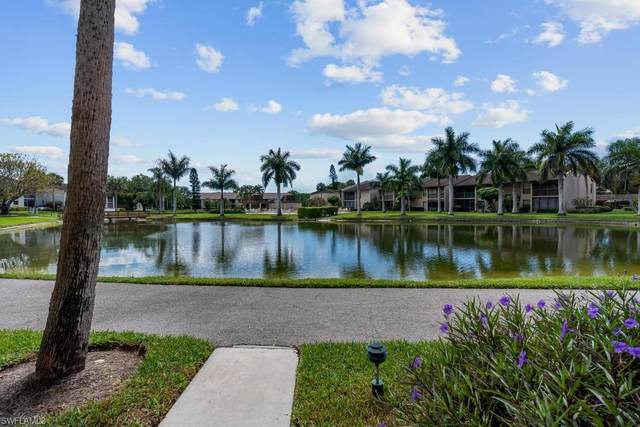1020 Palm View Dr C-105, Naples, FL 34110 (MLS #220021725) :: Kris Asquith's Diamond Coastal Group