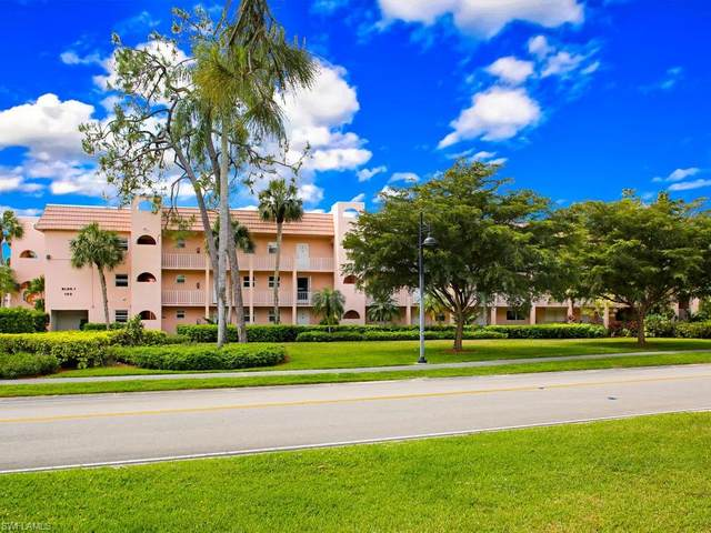 100 Forest Lakes Blvd #209, Naples, FL 34105 (MLS #220021733) :: #1 Real Estate Services