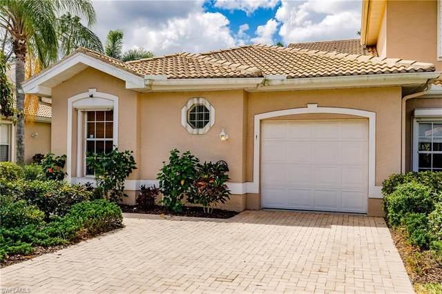 7585 Meadow Lakes Dr #401, Naples, FL 34104 (MLS #220021763) :: Clausen Properties, Inc.