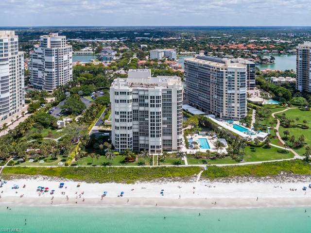 4051 Gulf Shore Blvd N #705, Naples, FL 34103 (MLS #220021860) :: The Naples Beach And Homes Team/MVP Realty