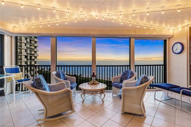 10951 Gulf Shore Dr #801, Naples, FL 34108 (MLS #220021921) :: The Naples Beach And Homes Team/MVP Realty