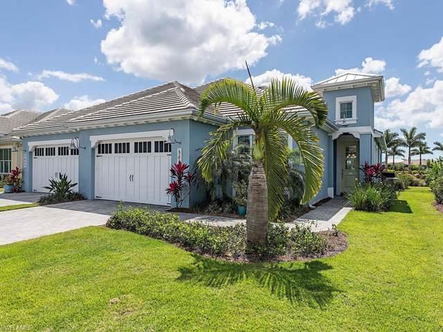 5664 Highbourne Dr, Naples, FL 34113 (MLS #220022126) :: The Keller Group