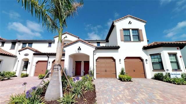 11788 Grand Belvedere Way #201, Fort Myers, FL 33913 (MLS #220022157) :: Eric Grainger | NextHome Advisors