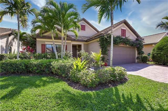 16124 Camden Lakes Cir, Naples, FL 34110 (MLS #220022164) :: Clausen Properties, Inc.