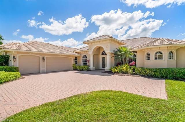 7706 Trent Ct, Naples, FL 34113 (MLS #220022279) :: The Naples Beach And Homes Team/MVP Realty