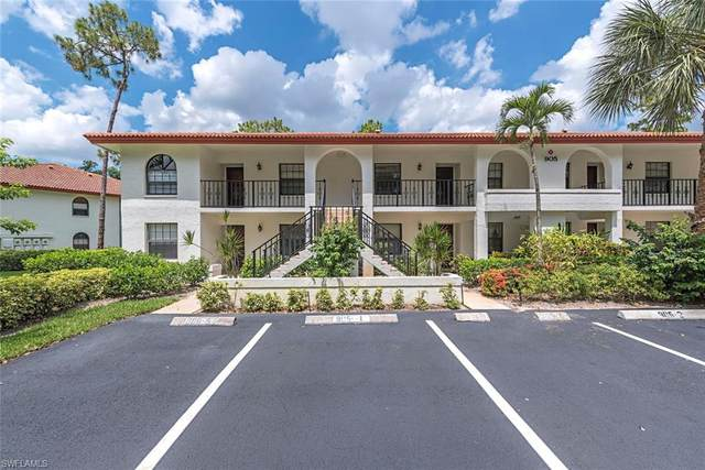 905 Augusta Blvd 905-6, Naples, FL 34113 (MLS #220022326) :: The Naples Beach And Homes Team/MVP Realty