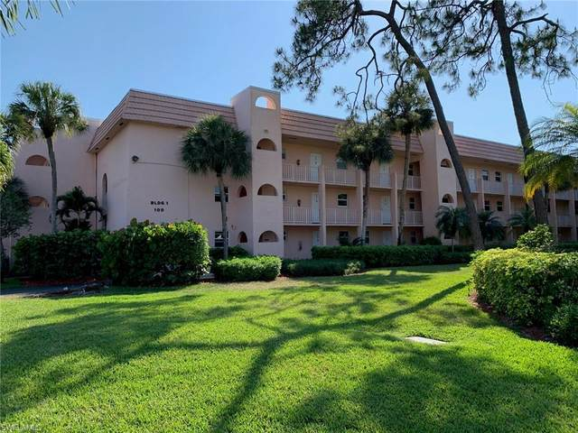 100 Forest Lakes Blvd #107, Naples, FL 34105 (MLS #220022363) :: The Naples Beach And Homes Team/MVP Realty