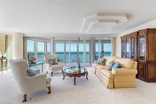 4651 Gulf Shore Blvd N #1101, Naples, FL 34103 (MLS #220022423) :: The Naples Beach And Homes Team/MVP Realty