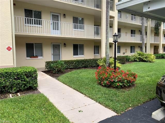 3695 Amberly Cir E103, Naples, FL 34112 (#220022481) :: REMAX Affinity Plus