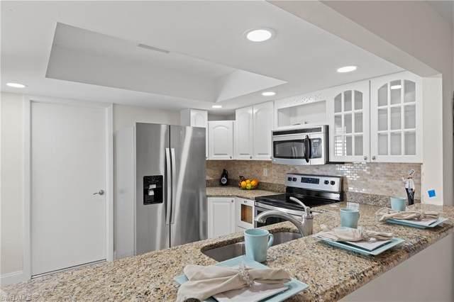 128 Quail Forest Blvd #14, Naples, FL 34105 (#220022491) :: Caine Premier Properties