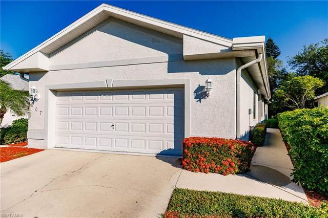 607 Crossfield Cir #124, Naples, FL 34104 (#220022554) :: Jason Schiering, PA