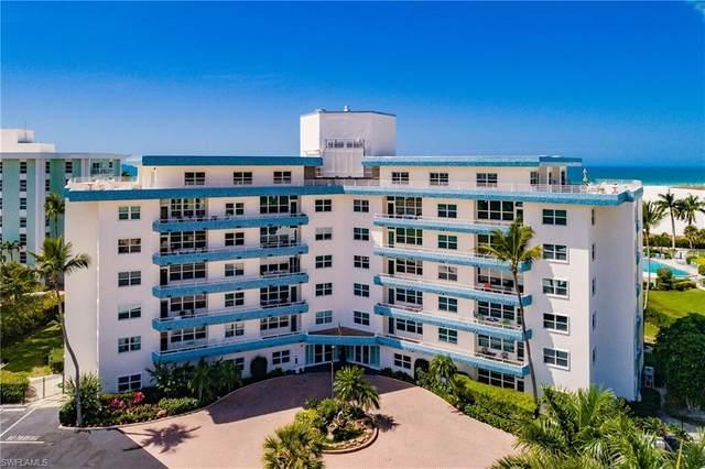 220 Seaview Ct #516, Marco Island, FL 34145 (MLS #220022608) :: The Keller Group