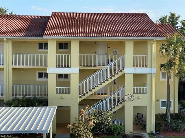 8271 Key Royal Cir #921, Naples, FL 34119 (MLS #220022613) :: #1 Real Estate Services