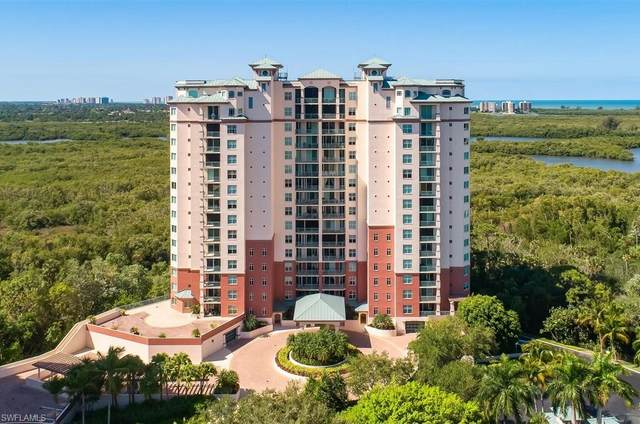 445 Cove Tower Dr #1201, Naples, FL 34110 (MLS #220022658) :: Clausen Properties, Inc.