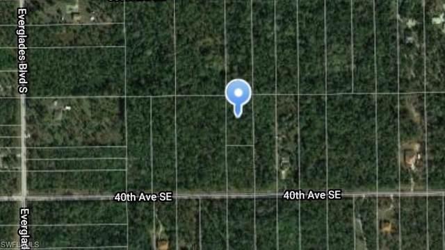 40th Ave SE, Naples, FL 34120 (MLS #220022726) :: The Keller Group