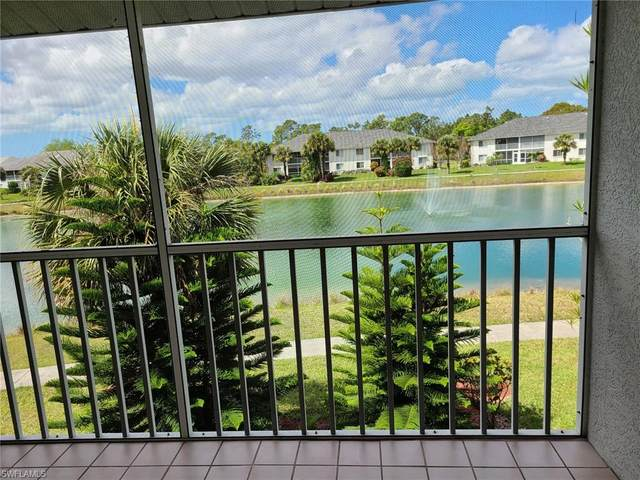 409 Gabriel Cir #2206, Naples, FL 34104 (MLS #220022829) :: Team Swanbeck
