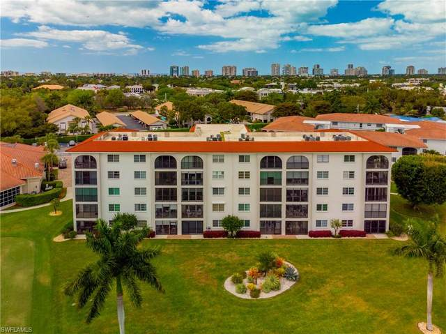 1 High Point Cir W #204, Naples, FL 34103 (MLS #220022916) :: #1 Real Estate Services