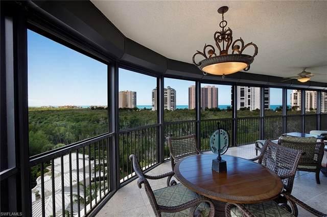 8930 Bay Colony Dr #601, Naples, FL 34108 (#220022935) :: The Dellatorè Real Estate Group