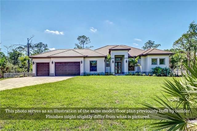 760 15TH St SW, Naples, FL 37117 (MLS #220022944) :: The Keller Group
