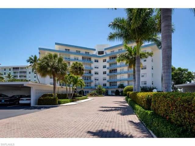 220 Seaview Ct #603, Marco Island, FL 34145 (#220022997) :: Jason Schiering, PA