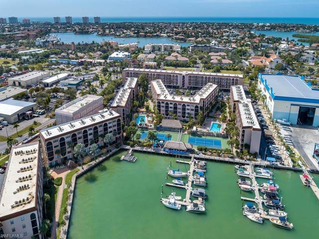 1031 Anglers Cv A-302, Marco Island, FL 34145 (MLS #220023024) :: Clausen Properties, Inc.