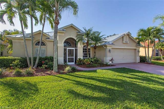 7565 Citrus Hill Ln, Naples, FL 34109 (#220023051) :: The Dellatorè Real Estate Group