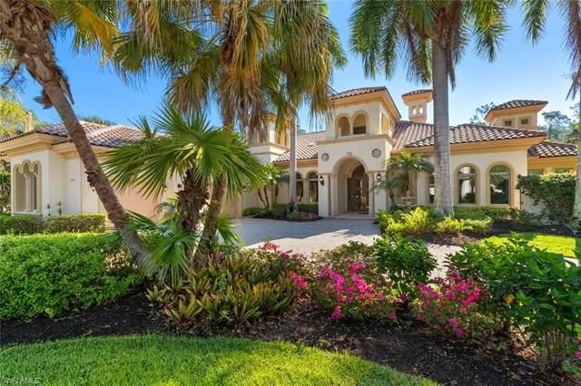 4642 Idylwood Ln, Naples, FL 34119 (#220023072) :: Jason Schiering, PA
