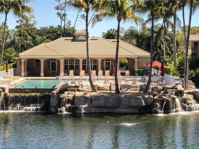 5641 Sandlewood Ct #2103, Naples, FL 34110 (#220023125) :: The Dellatorè Real Estate Group