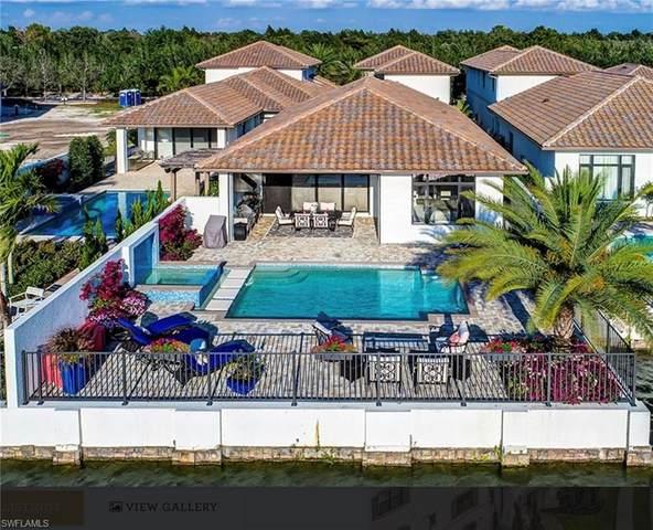 16516 Talis Park Dr, Naples, FL 34110 (#220023132) :: The Dellatorè Real Estate Group