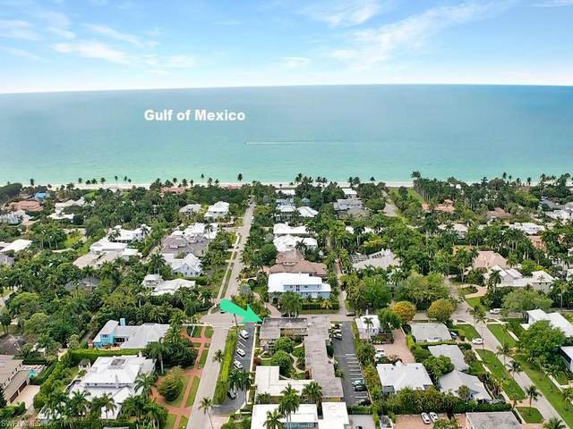 205 8th Ave S 205B, Naples, FL 34102 (MLS #220023165) :: Kris Asquith's Diamond Coastal Group