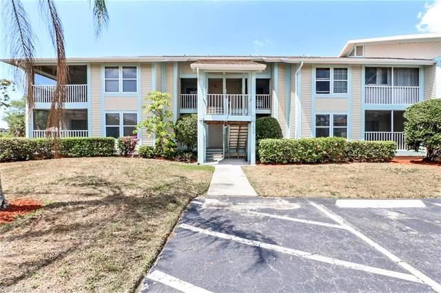 1452 Wildwood Lakes Blvd A104, Naples, FL 34104 (MLS #220023191) :: RE/MAX Radiance