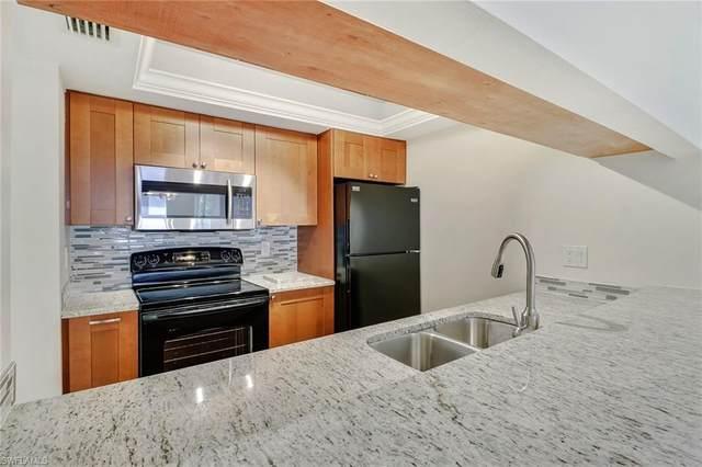 1440 Wildwood Lakes Blvd D103, Naples, FL 34104 (MLS #220023204) :: RE/MAX Radiance