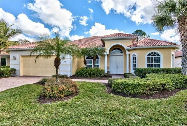 388 Cypress Way W, Naples, FL 34110 (#220023267) :: The Dellatorè Real Estate Group