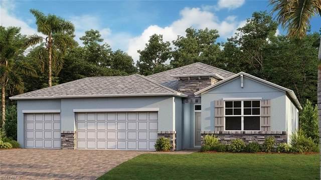 18121 Everson Miles Cir, North Fort Myers, FL 33919 (#220023271) :: The Dellatorè Real Estate Group