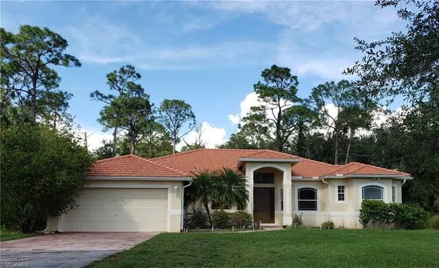 2841 12th Ave NE, Naples, FL 34120 (#220023287) :: The Dellatorè Real Estate Group