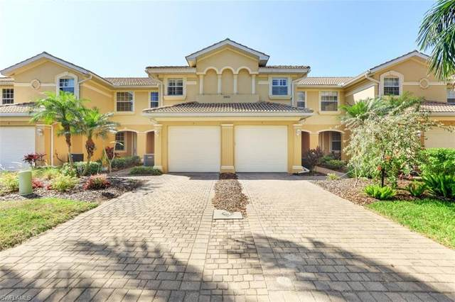 9801 Foxhall Way #3, Estero, FL 33928 (MLS #220023350) :: Kris Asquith's Diamond Coastal Group