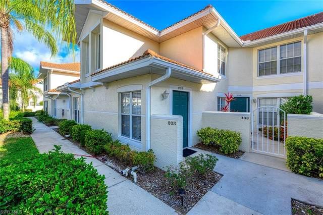 4970 Deerfield Way F-203, Naples, FL 34110 (MLS #220023371) :: Clausen Properties, Inc.