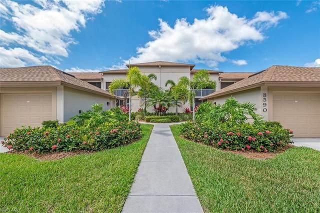 8590 Cedar Hammock Cir #612, Naples, FL 34112 (MLS #220023402) :: #1 Real Estate Services