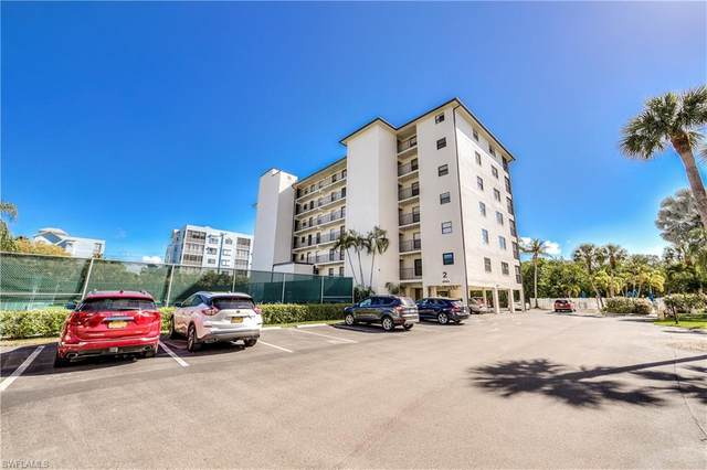6899 Estero Blvd #255, Fort Myers Beach, FL 33931 (MLS #220023452) :: RE/MAX Radiance